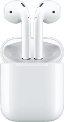 AIRPODS WITH NON-WIRELESS CASE