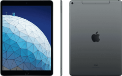 IPAD AIR 10.5-INCH WI-FI + CELLULAR 64GB - SPACE GREY (3RD GEN)