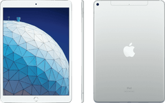 IPAD AIR 10.5-INCH WI-FI + CELLULAR 64GB - SILVER (3RD GEN)
