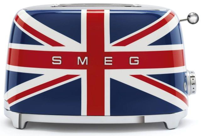 SMEG Union Jack 2 Slice Toaster (TSF01UJAU)