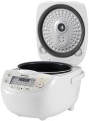 PANASONIC 1L 5 Cup Rice Cooker - White (SRCN108WST)