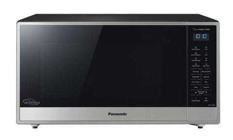 PANASONIC 44 Litre Inverter Microwave - Stainless Steel (NNST785SQPQ)