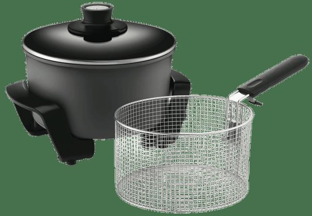 SUNBEAM MultiCooker Deep Fryer - Black (DF4500)
