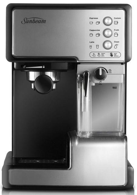 SUNBEAM Cafe Barista Coffee Machine - Grey (EM5000)