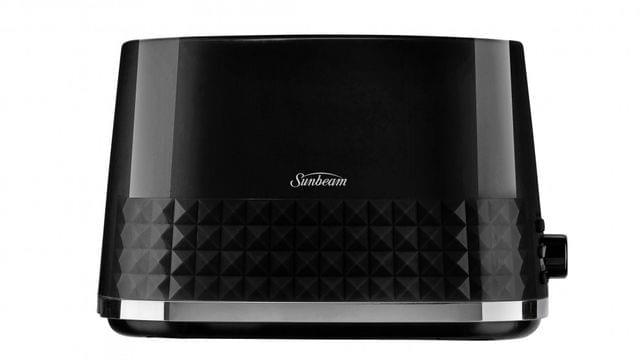 SUNBEAM Diamond Collection 2 Slice Toaster - Black (TA1900K)
