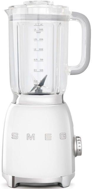 SMEG 1.5L 50's Style Blender - White (BLF01WHAU)