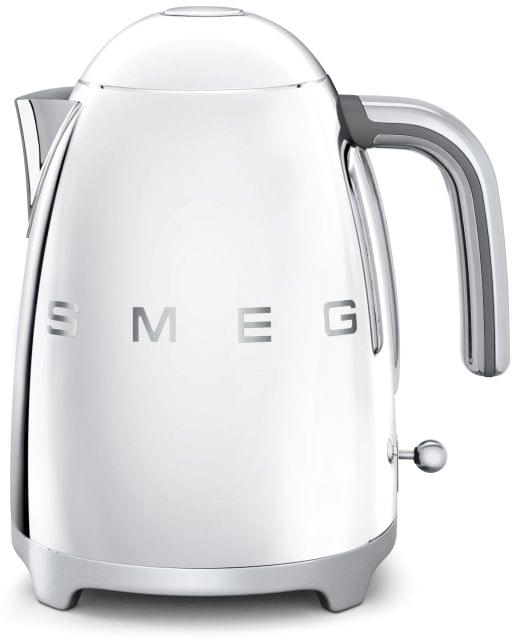 SMEG 1.7L 50's Style Stainless Steel Kettle - Stainless Steel (KLF03SSAU)