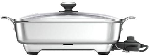 BREVILLE The Thermal Pro Stainless Frypan - Stainless Steel (BEF560BSS)