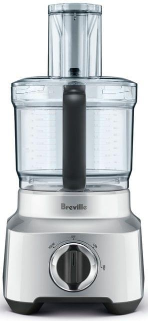 BREVILLE The Kitchen Wizz 8 Food Processor - Silver