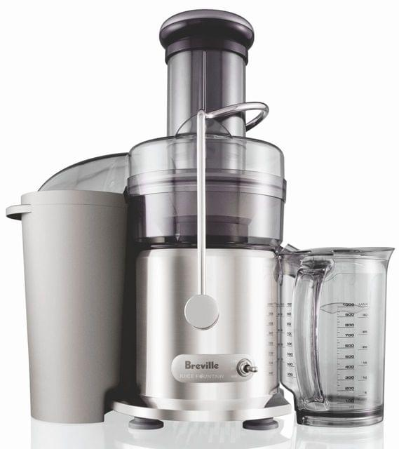 BREVILLE The Juice Fountain Max Juicer - Stainless Steel