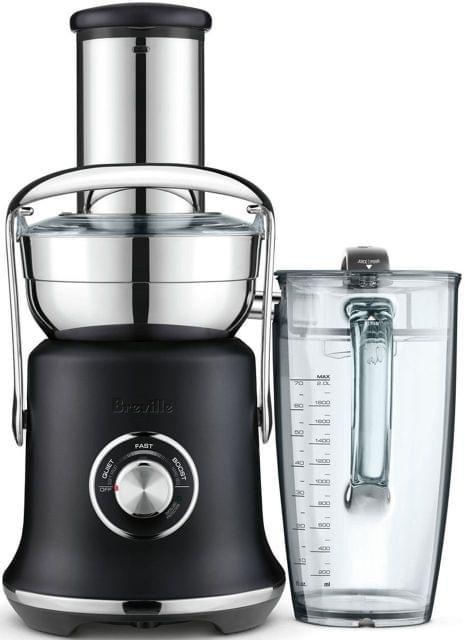 BREVILLE The Juice Fountain Cold XL - Black Truffle