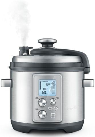 BREVILLE The Fast Slow Pro Slow Cooker - Stainless Steel (BPR700BSS)