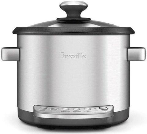 BREVILLE The Multi Chef Rice Cooker - Stainless Steel
