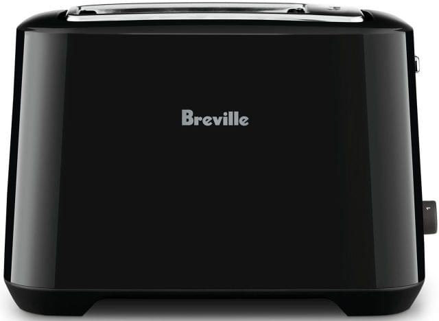 BREVILLE The Lift & Look Plus 2 Slice Toaster - Black Sesame