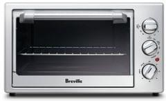BREVILLE The Toast & Roast Pro Convection Oven with Rotisserie - Stainless Steel
