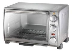 SUNBEAM Pizza Bake & Grill 19L Compact Oven - Stainless Steel (BT5350)