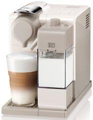 DELONGHI Nespresso Lattissima Touch Coffee Machine - White
