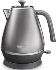 DELONGHI 1.7L Distinta Flair Kettle - Silver (KBI2001S)