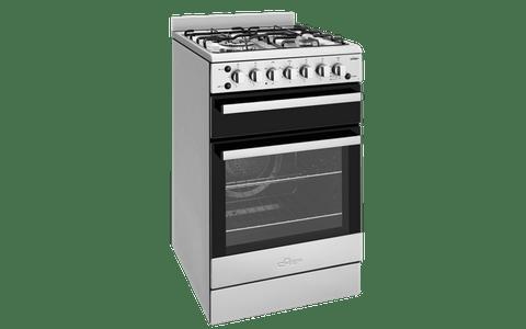 CHEF 54cm F/F Gas Oven Upright Seperate Grill w/- Wok Bu (CFG517SB)