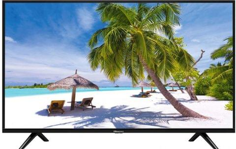 "Hisense 49"" FHD VIDAA U 2.5 Smart TV with Netflix & Stan, RemoteNow Ready (49R4)"