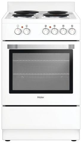 HAIER 54cm Freestanding Electric Cooktop - White (HOR54S5CW1)