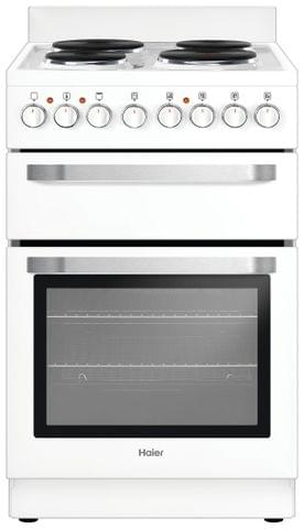 HAIER 54cm Freestanding Electric Cooktop - White (HOR54B5MCW1)