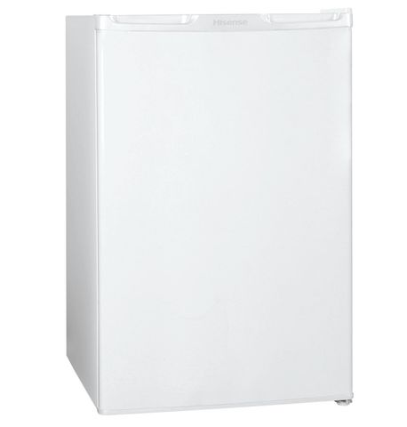 HISENSE 120L Bar Fridge Chiller Box & Crisper Rev. Door Whi