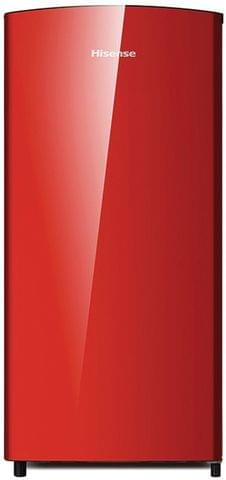 HISENSE 157 Litre Bar Fridge - Red