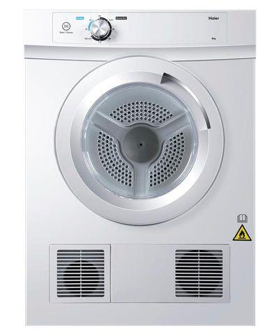 HAIER 6Kg Sensor Vented Dryer 2 Energy White (HDV60A1)