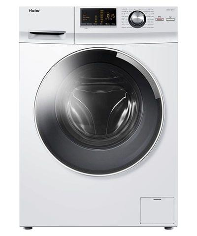 HAIER 7.5Kg Front Load Washing Machine White