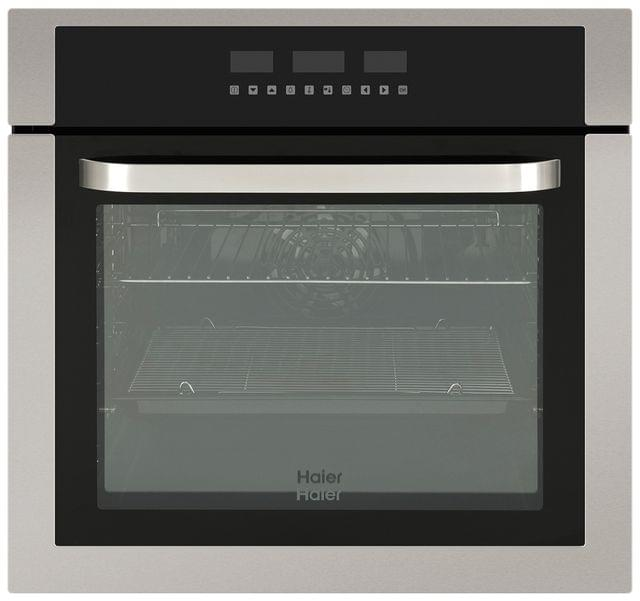 HAIER 60cm Built-In Pyrolytic Oven w/ Touch Controls