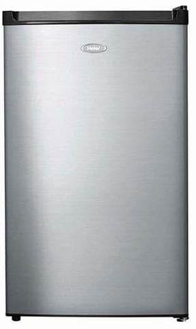 HAIER 115 Litre Bar Fridge W/-Crisper (HRZ113SS)