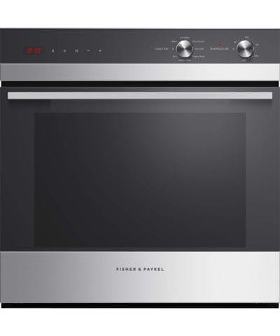 F&P 60cm Electric Built In Oven 72 Litre (OB60SC7CEX1)