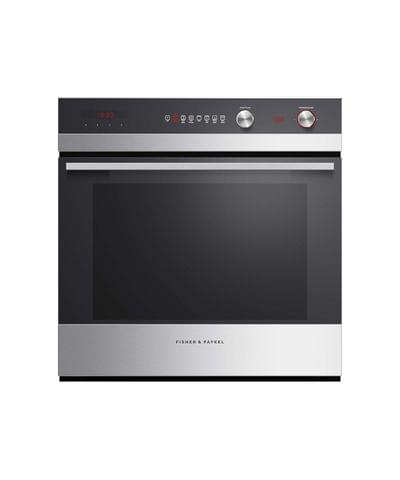 F&P 60cm Built-In Pyrolytic Oven 7 Function (OB60SC7CEPX2)