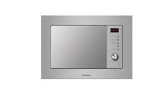 ARISTON 20L Inbuilt Microwave with Grill with Trimkit St/St (MWA122IX)