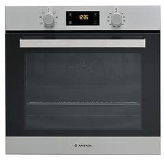 ARISTON 60cm Multi Function Oven-Clock, 12 Functions