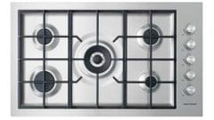 F&P 90cm Gas Cooktop
