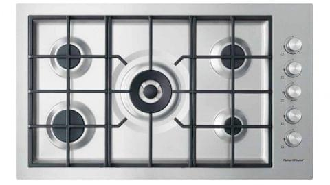 F&P 90cm Gas Cooktop (CG905DWNGFCX3)
