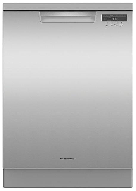F&P 600mm Freestanding D/Washer 15 Place Settings (DW60FC6X1)