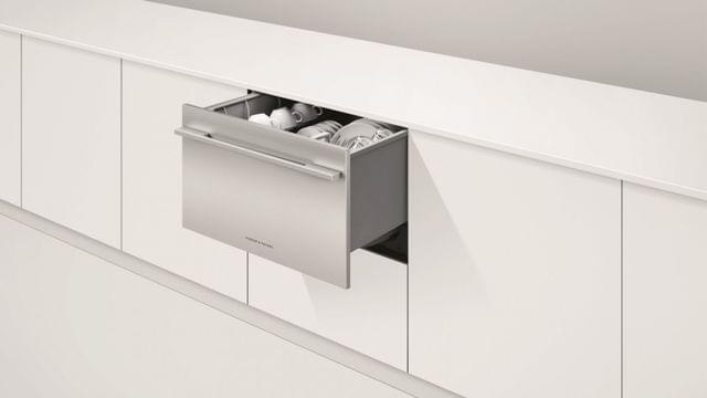 F&P 60cm Single Integrated DishDrawer (DD60SI9)