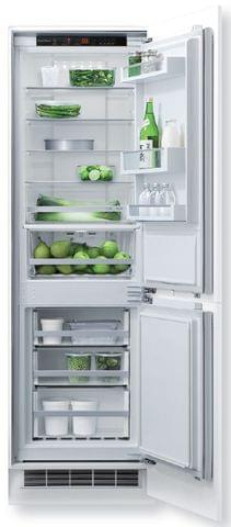 F&P 266L 60cm Fully Integrated Bottom Mount Fridge (RB60VI8)