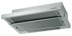 WESTINGHOUSE 60cm Rangehood Slideout 3 Speed Dual Fan (WRH608IW)