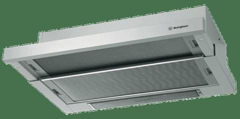 WESTINGHOUSE 60cm Rangehood Slideout 3 Speed Dual Fan (WRH608IW)