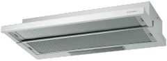 WESTINGHOUSE 90cm 3 Speed Twin FanSlide Out Rangehood (WRH908IW)