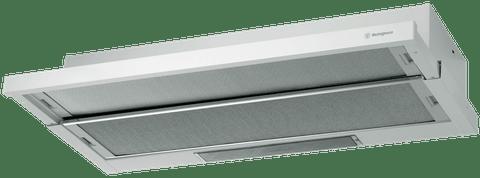 WESTINGHOUSE 90cm 3 Speed Twin FanSlide Out Rangehood (WRH908IW)