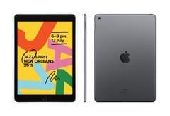 Apple IPAD (7GEN) 10.2-INCH WI-FI + CELLULAR 128GB - SPACE GREY (MW6E2X/A)