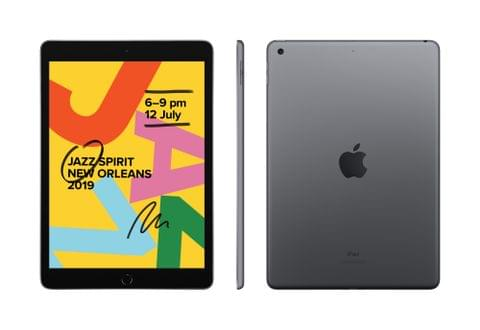 Apple IPAD (7GEN) 10.2-INCH WI-FI + CELLULAR 128GB - SPACE GREY (MW6E2X/A)