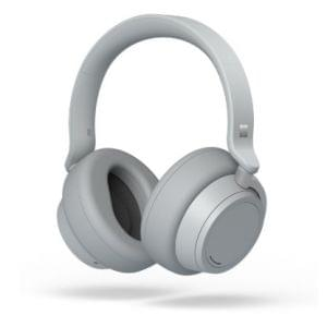 Microsoft Surface Headphones - Light Grey / Bluetooth / Active Noise Cancellation (MXZ-00004)