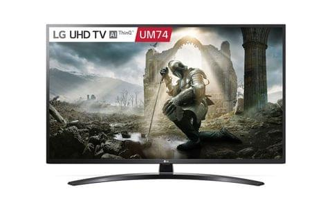 LG Smart 4K UHD AI ThinQ 55 inch TV (55UM7400PTA)