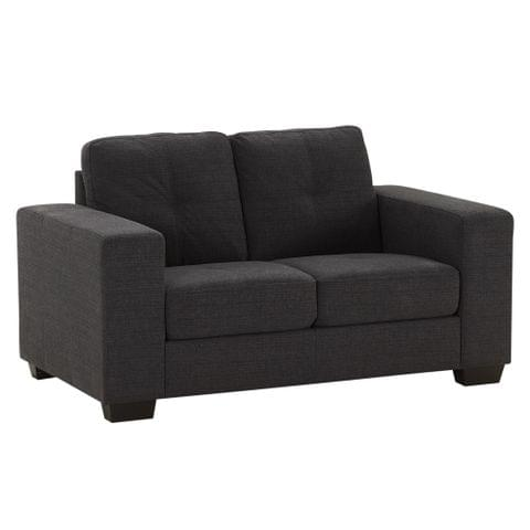 2 Seater Sofa Tivoli   Charcoal